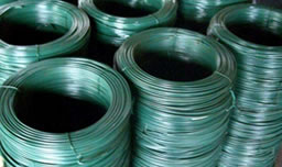 PVC Coated Iron Wire for Mesh wire